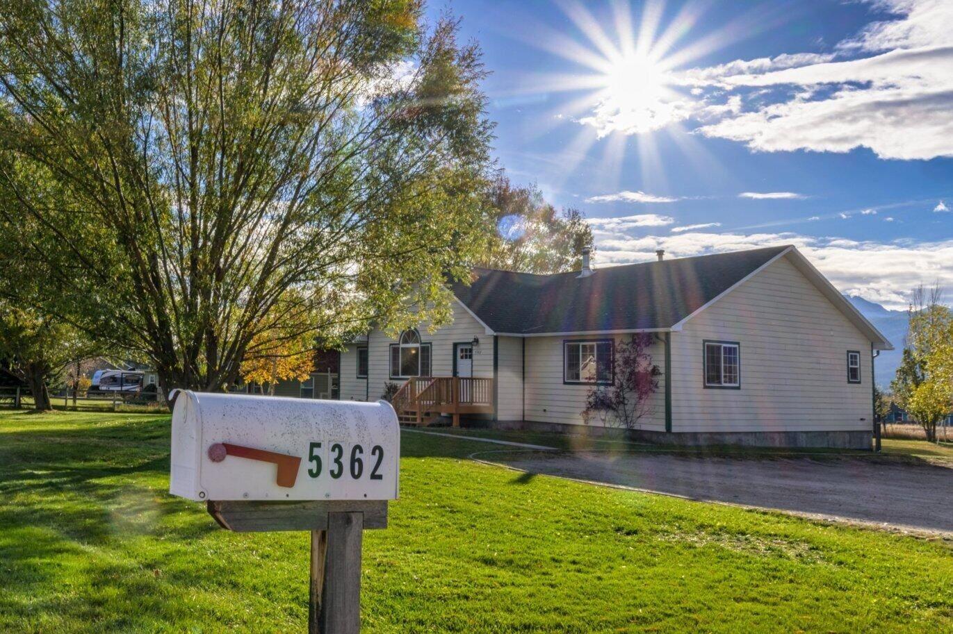 Photo of 5362 Spur Lane, Florence, MT 59833 (MLS # 22116441)