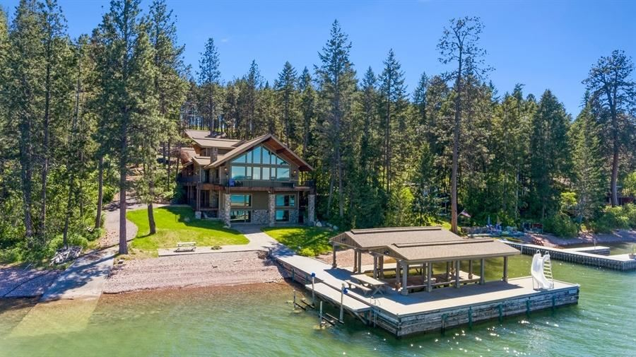 Photo for 467 Conrad Point, Lakeside, MT 59922 (MLS # 22108453)