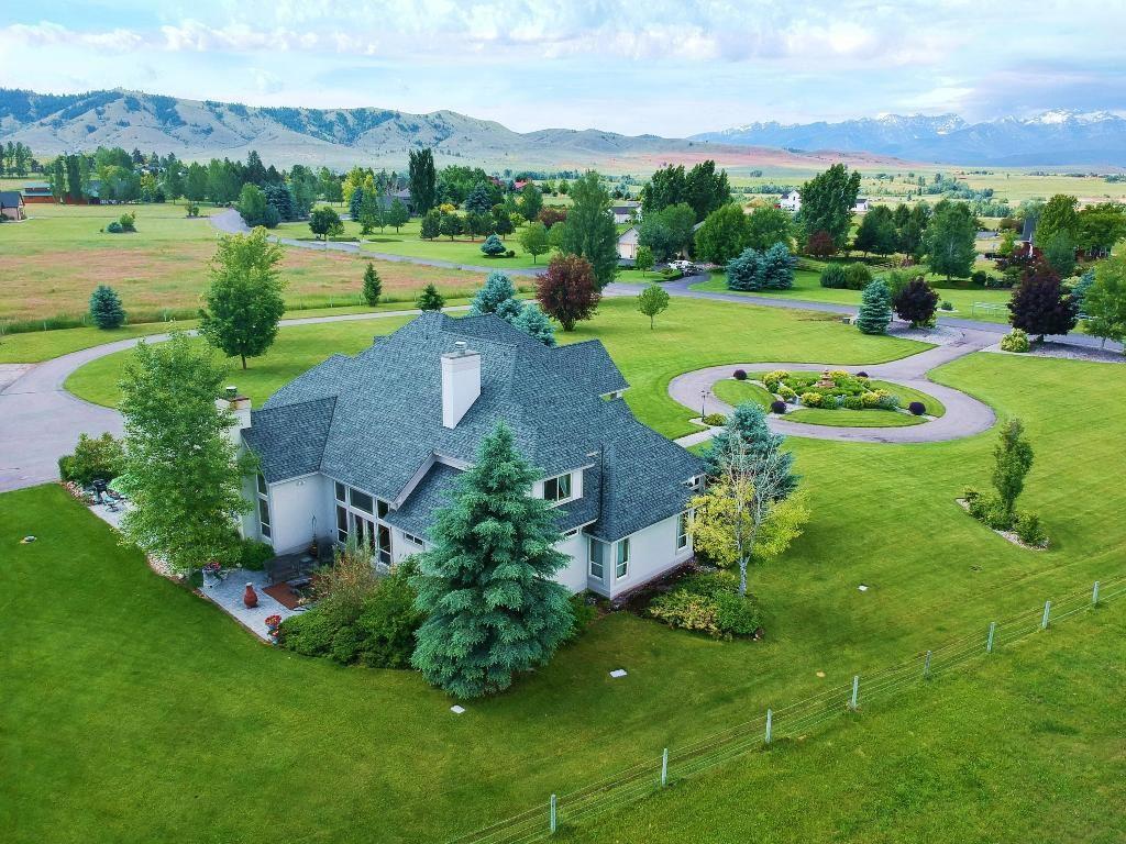 Photo of 424 Saddle Ridge Road, Hamilton, MT 59840 (MLS # 22009481)