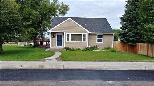 Photo of 210 7th Avenue North West, Choteau, MT 59422 (MLS # 22004492)