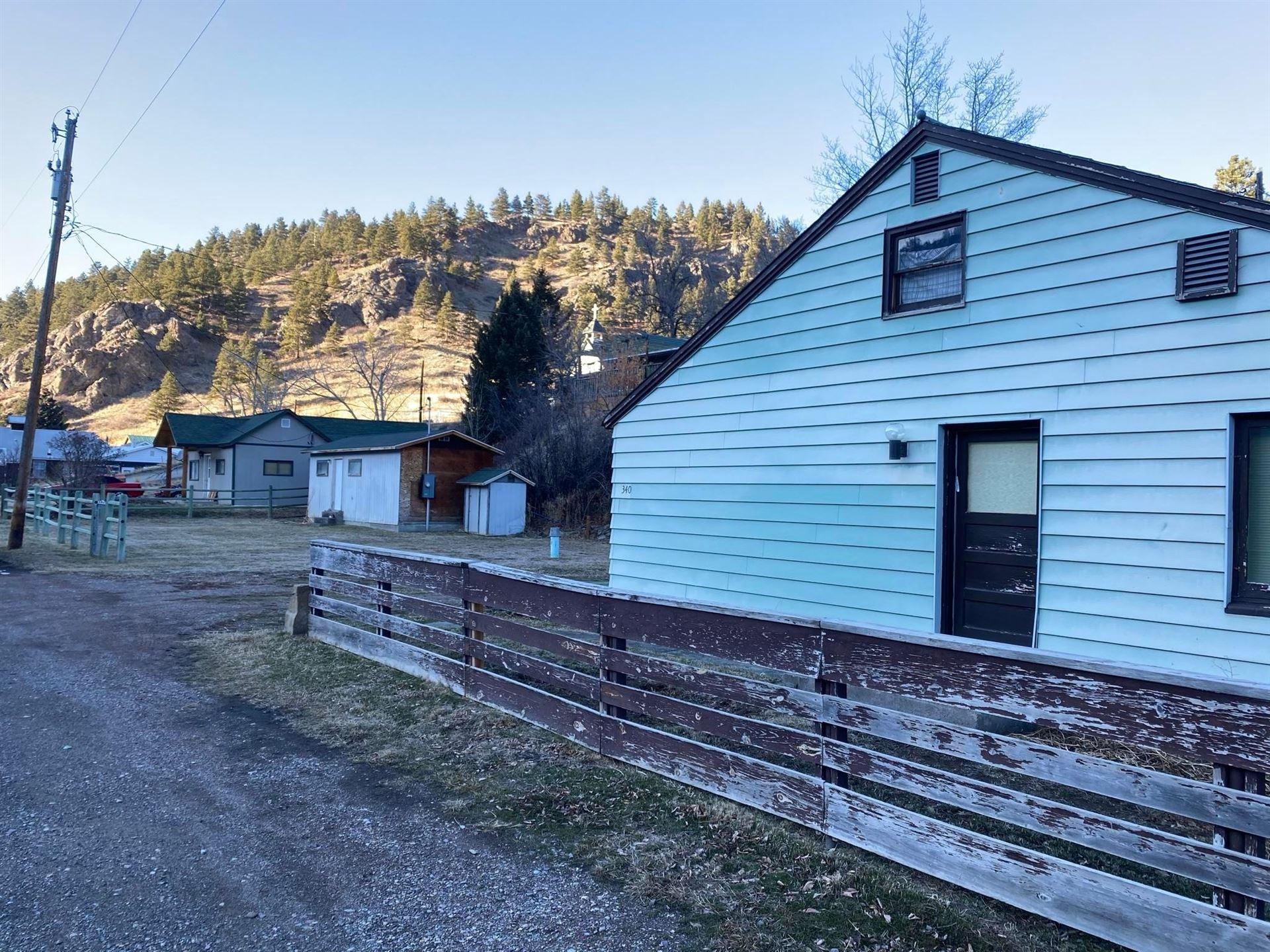 Photo for 340 Wolf Creek Main Street, Wolf Creek, MT 59648 (MLS # 22100512)