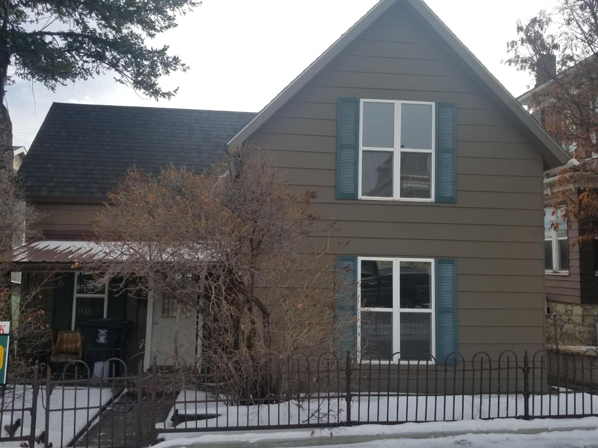 Photo for 304 West Granite Street, Butte, MT 59701 (MLS # 22100514)