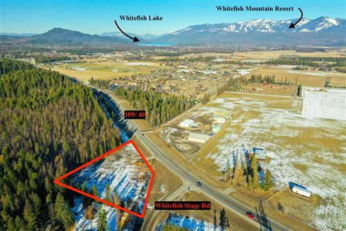 Photo of 4480 Highway 40 West, Whitefish, MT 59937 (MLS # 22018523)