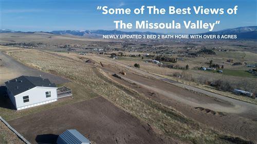 Photo of 10706 Fred Lane, Missoula, MT 59808 (MLS # 22106523)
