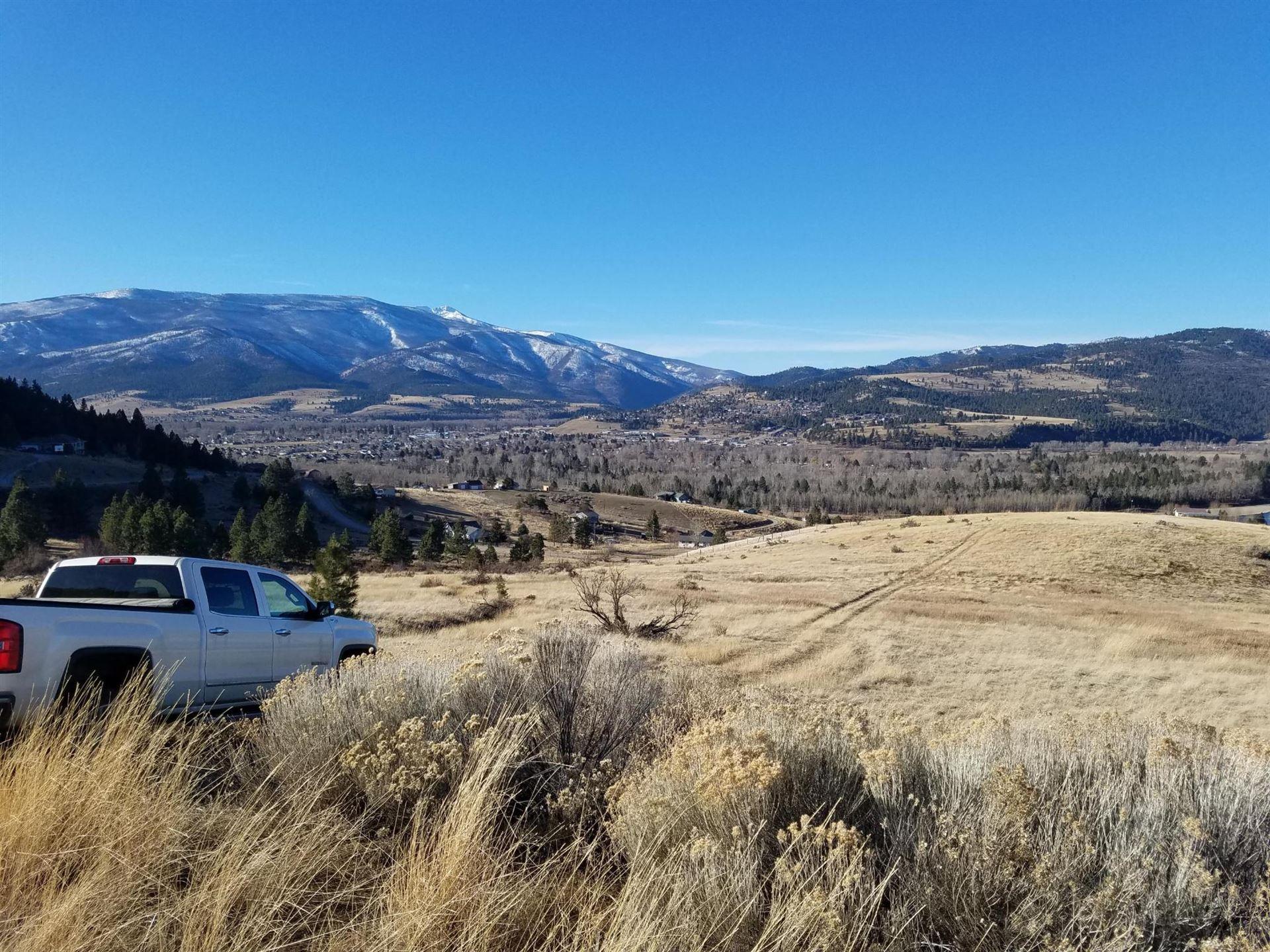 Photo of 3754 Trails End Road, Missoula, MT 59803 (MLS # 22100546)