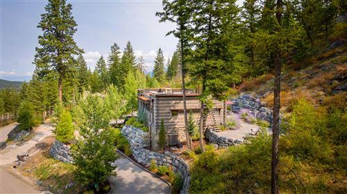 Tiny photo for 155 Buckaroo Trail, Bigfork, MT 59911 (MLS # 22113582)