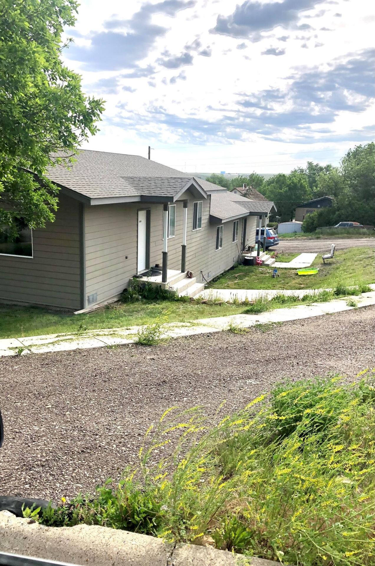Photo of 138 10th Avenue North, Shelby, MT 59474 (MLS # 22110591)