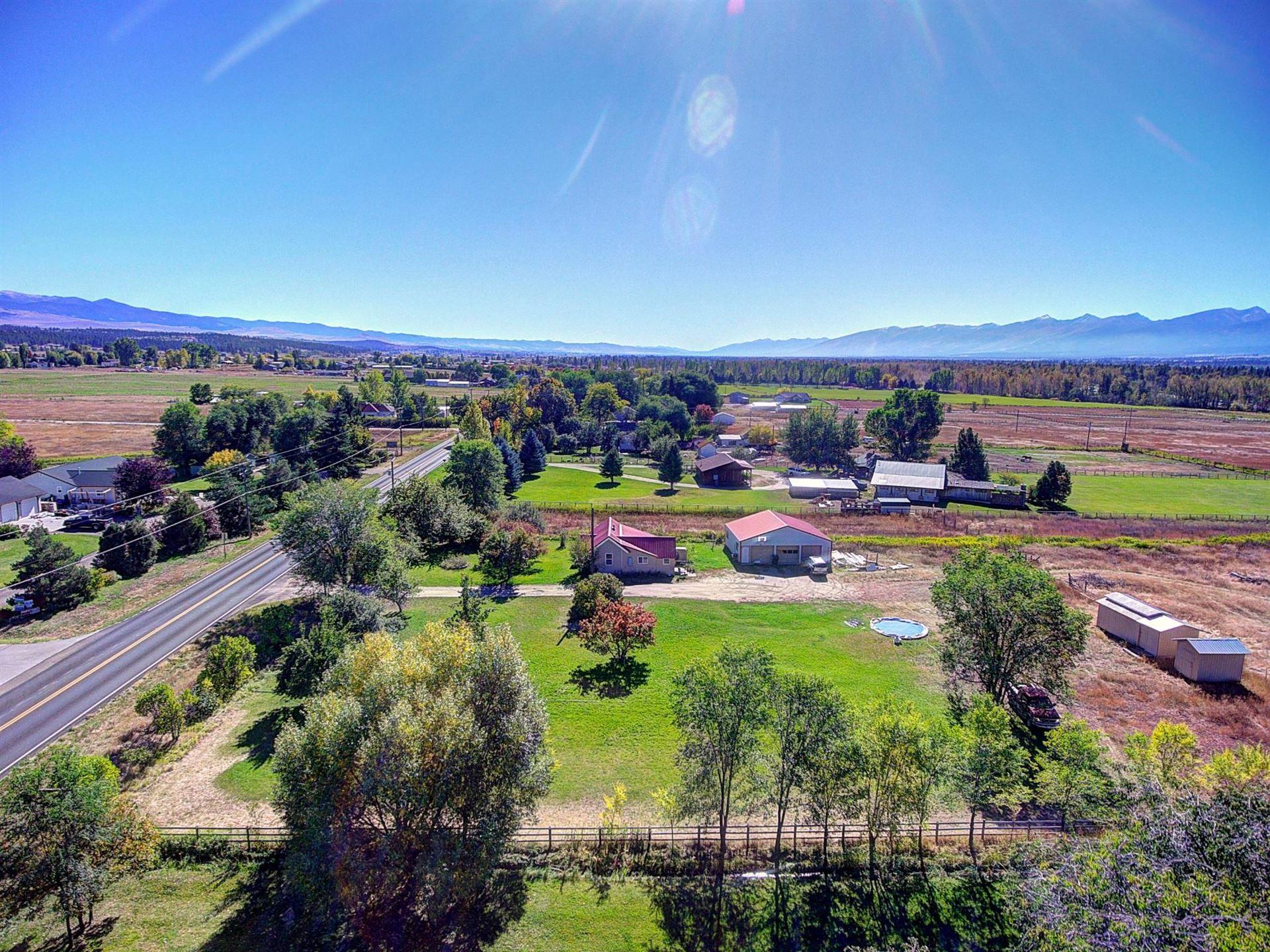Photo of 3741 Eastside Hwy, Stevensville, MT 59870 (MLS # 22015625)