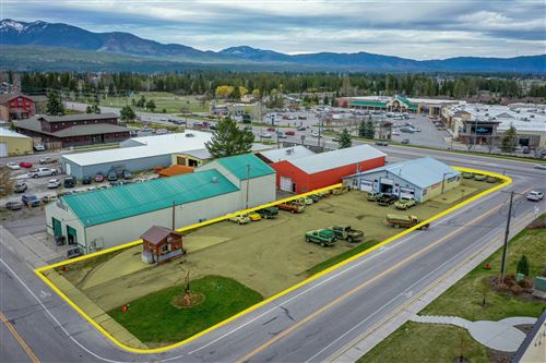 Photo of 6450 Us-93 South, Whitefish, MT 59937 (MLS # 22106637)