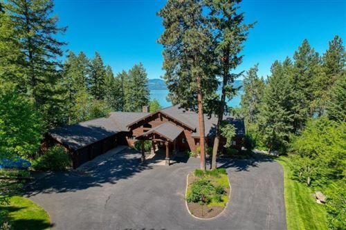 Photo of 9278 Montana Hwy 35, Bigfork, MT 59911 (MLS # 22106641)