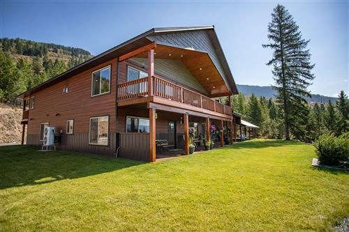 Photo of 157 Mountain View Road, Trout Creek, MT 59874 (MLS # 22111643)