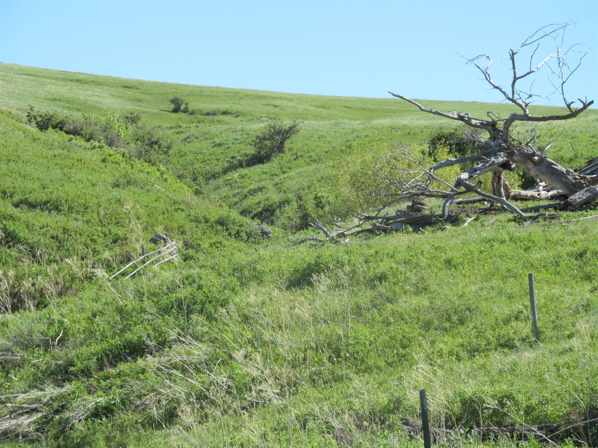 Photo of 17 Cottonwood Coulee Road, Stockett, MT 59480 (MLS # 22108649)