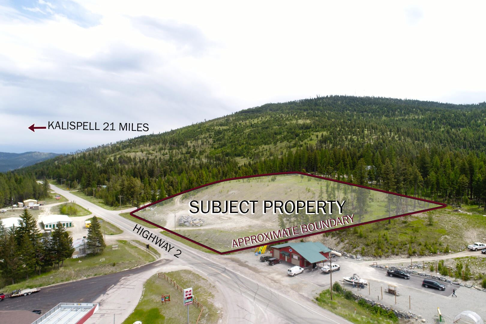 Photo for 120 Marion Pines Drive, Marion, MT 59925 (MLS # 22108670)
