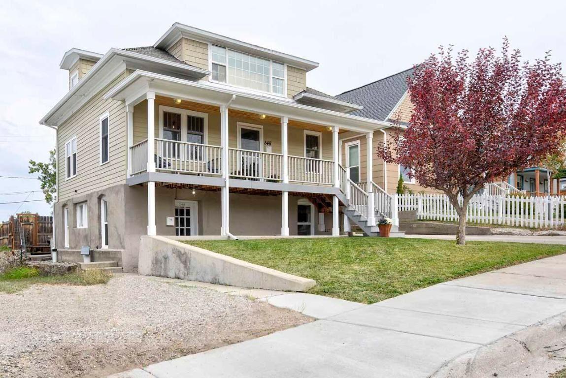 Photo of 544 & 546 Hillsdale Street, Helena, MT 59601 (MLS # 22115683)