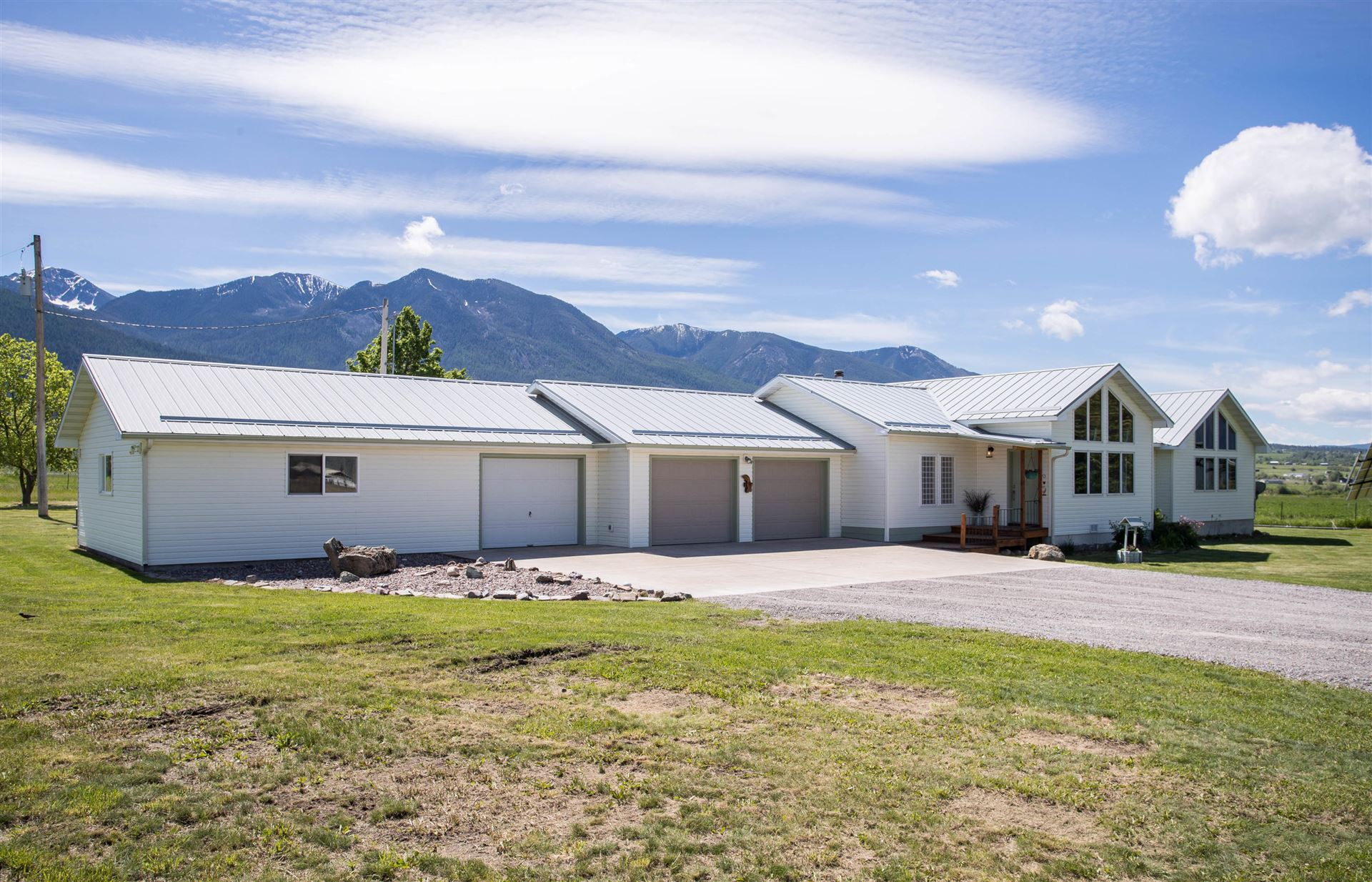Photo for 73124 Gray Wolf Drive, Arlee, MT 59821 (MLS # 22108685)