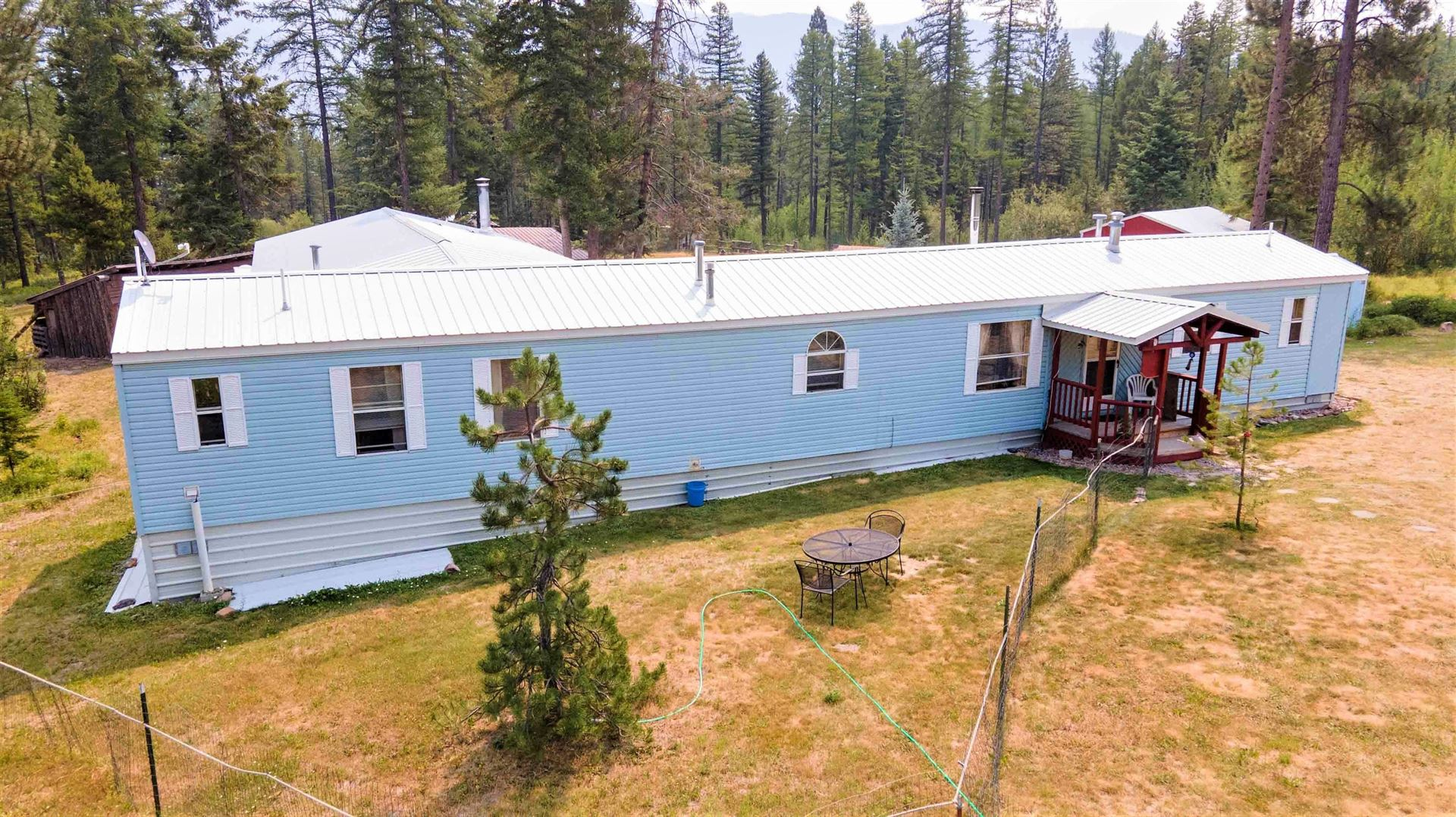 Photo of 1064 Grizzly Mountain Road, Missoula, MT 59808 (MLS # 22111689)