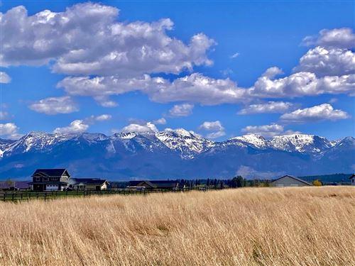 Photo of 3828 Lower Valley Road, Kalispell, MT 59901 (MLS # 22106691)