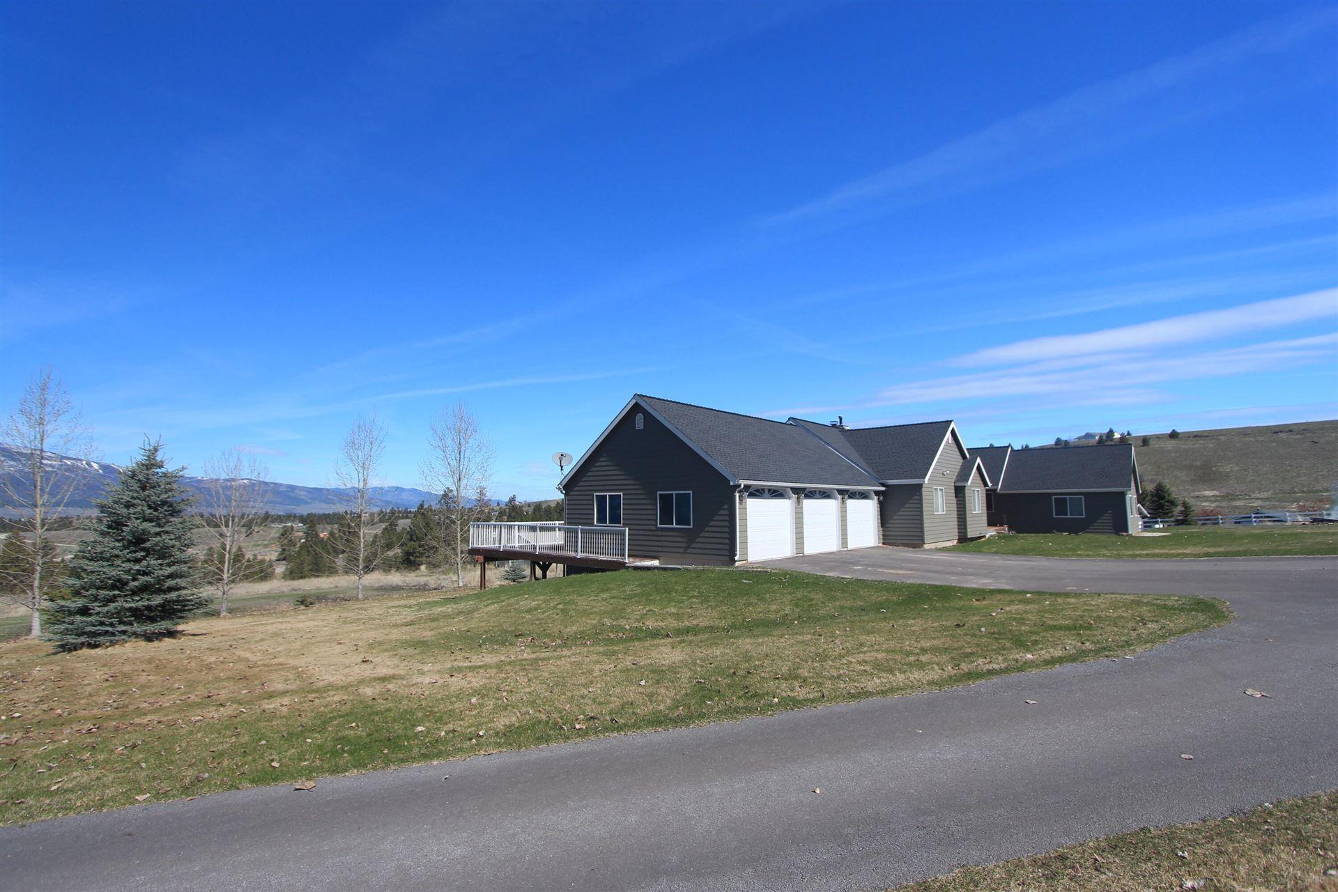 Photo of 468 Wheatgrass Road, Stevensville, MT 59870 (MLS # 22114699)