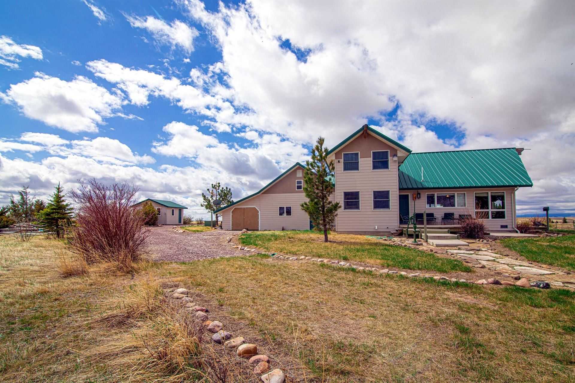 Photo of 9 Mountain View Drive, Choteau, MT 59422 (MLS # 22111707)