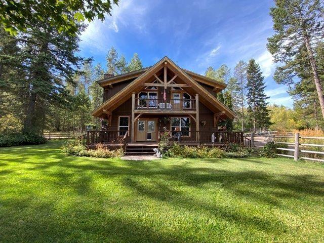 Photo of 140 Wilderness Lane, Whitefish, MT 59937 (MLS # 22015708)