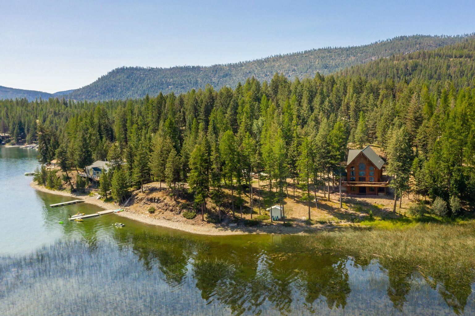 Photo for 835 & 855 Lodgepole Drive, Marion, MT 59925 (MLS # 22104712)