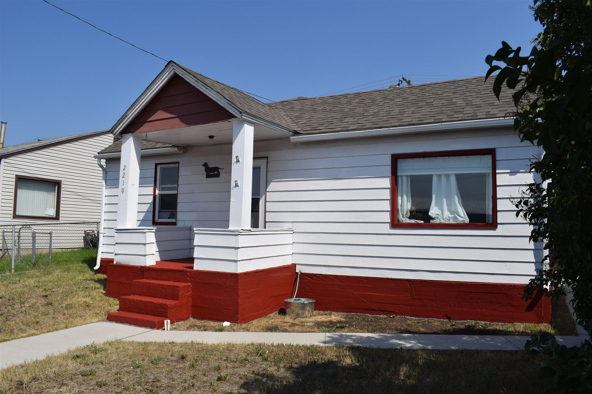 Photo of 2219 Amherst, Butte, MT 59701 (MLS # 22111726)