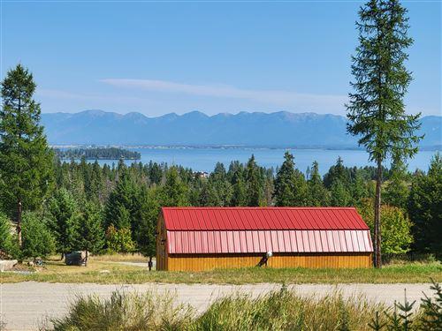 Tiny photo for 156 Monet Road, Lakeside, MT 59922 (MLS # 22111748)
