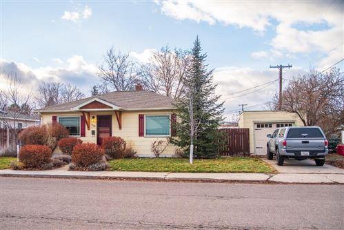 Photo of 1621 Hollis Street, Missoula, MT 59801 (MLS # 22100751)