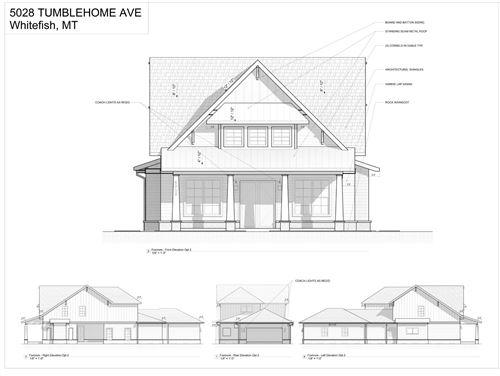 Photo of 5028 Tumblehome Avenue, Whitefish, MT 59937 (MLS # 22104753)