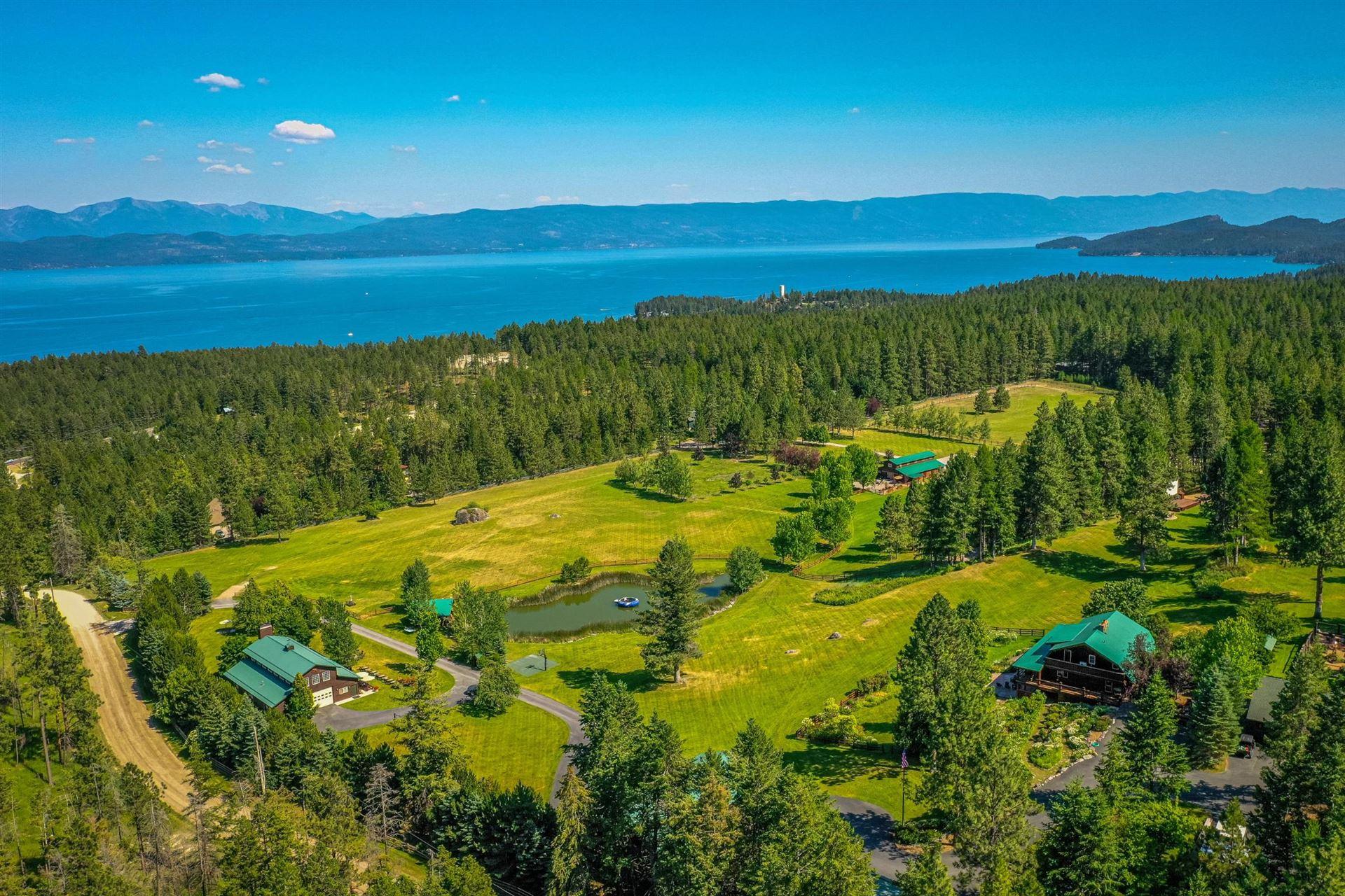 Photo for 420 Deer Creek Road, Lakeside, MT 59922 (MLS # 22111753)