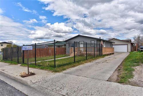 Photo of 1815 Garrison Street, Helena, MT 59601 (MLS # 22106765)