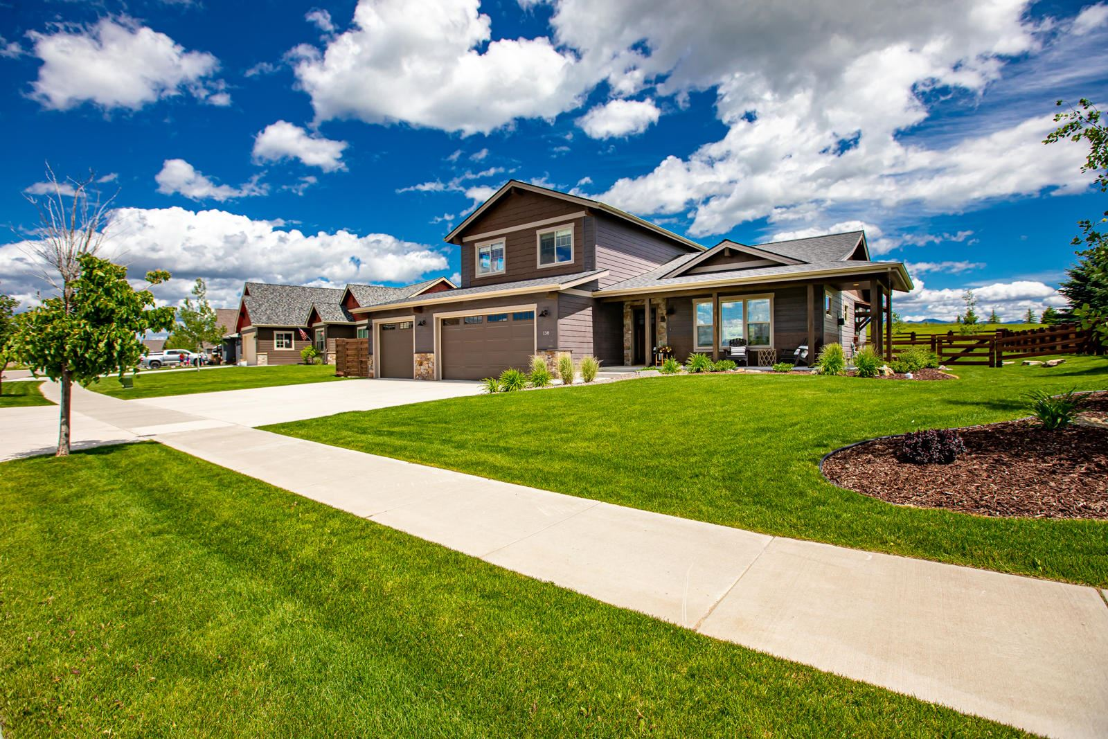 Photo for 138 Swede Trail, Kalispell, MT 59901 (MLS # 22114767)