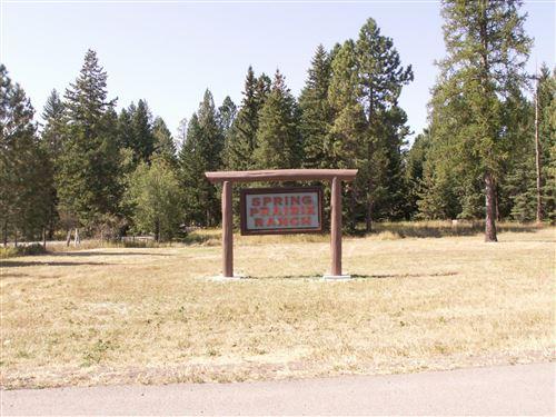 Photo of 1145 Spring Prairie Ranch Road, Whitefish, MT 59937 (MLS # 22014770)