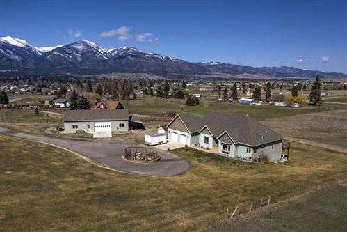 Photo of 408 Hidden Valley Road South, Florence, MT 59833 (MLS # 22104775)