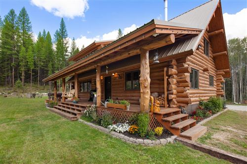 Photo of 152 West Evers Creek Road, Whitefish, MT 59937 (MLS # 22113794)