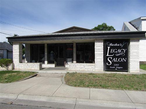 Photo of 2203 South Higgins Avenue, Missoula, MT 59801 (MLS # 22108796)