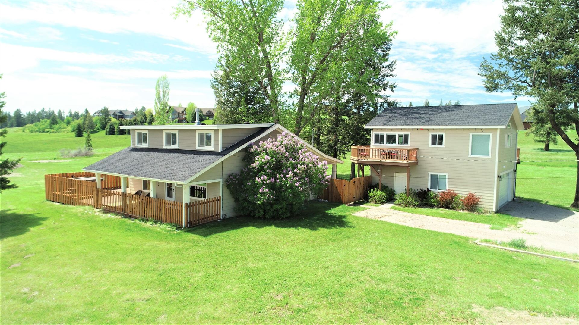 Photo of 4018 Whitefish Stage, Kalispell, MT 59901 (MLS # 22114820)