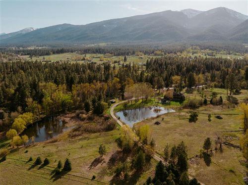 Photo of 229 Kootenai Creek Road, Stevensville, MT 59870 (MLS # 22106823)
