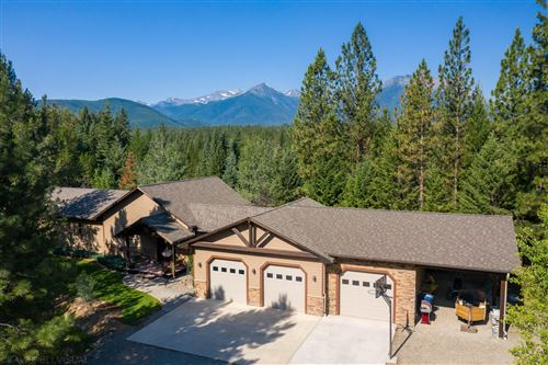 Photo of 350 Mount Snowy Drive, Libby, MT 59923 (MLS # 22110831)