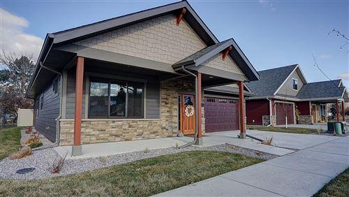 Photo of 3920 Hoss Drive, Missoula, MT 59801 (MLS # 22106871)