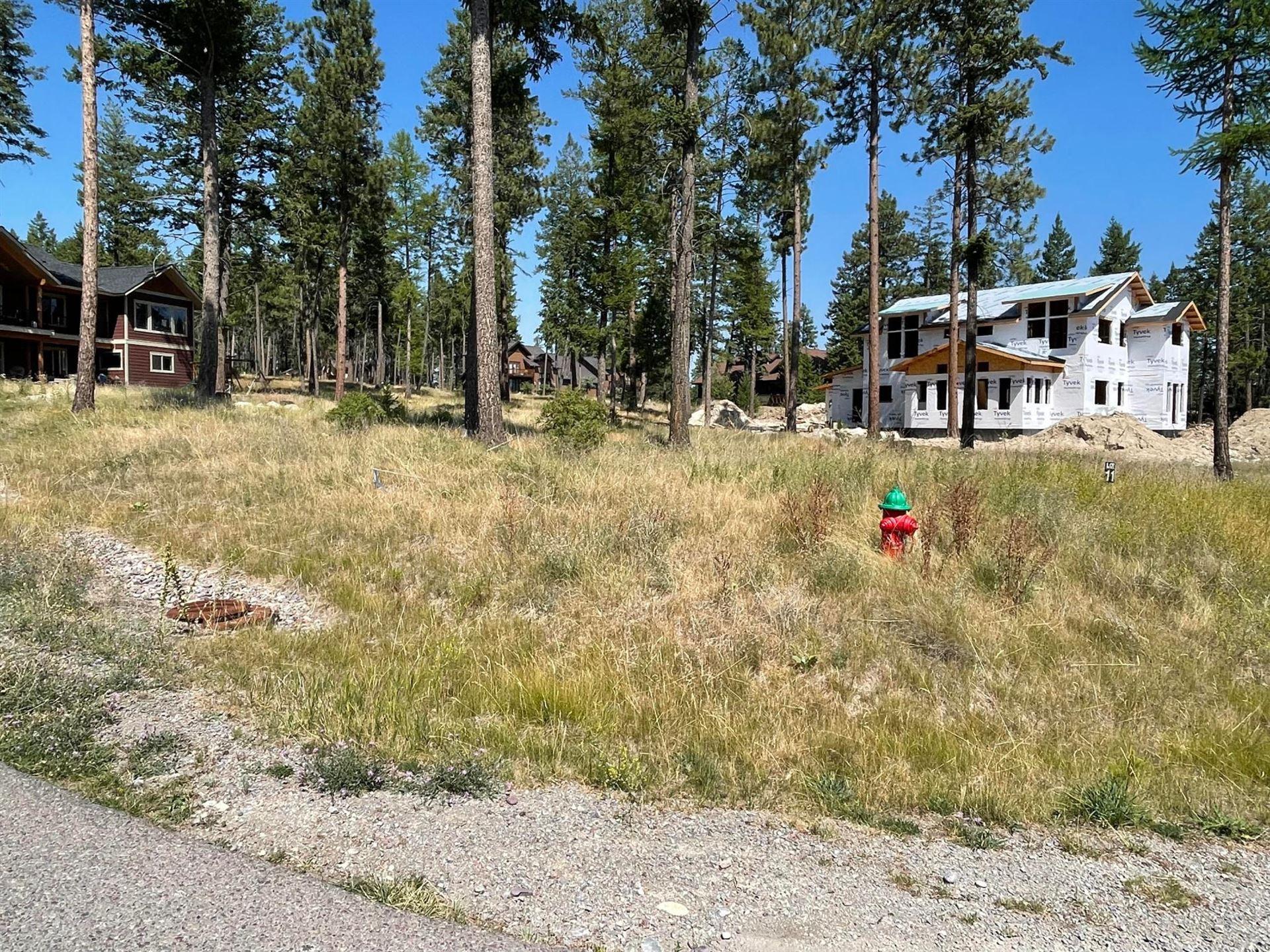 Photo for 119 Spurwing Loop, Lakeside, MT 59922 (MLS # 22112904)