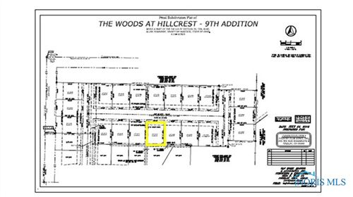 Photo of 0 Rock Candy Rd Lot 170, Findlay, OH 45840 (MLS # 6079087)