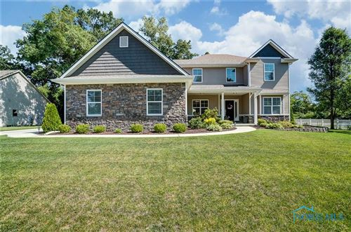 Photo of 7908 Colony Oaks Drive, Toledo, OH 43617 (MLS # 6056384)