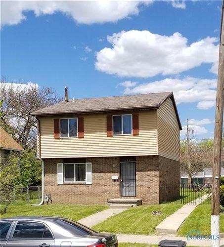 Photo of 668 Woodland Avenue, Toledo, OH 43604 (MLS # 6070494)