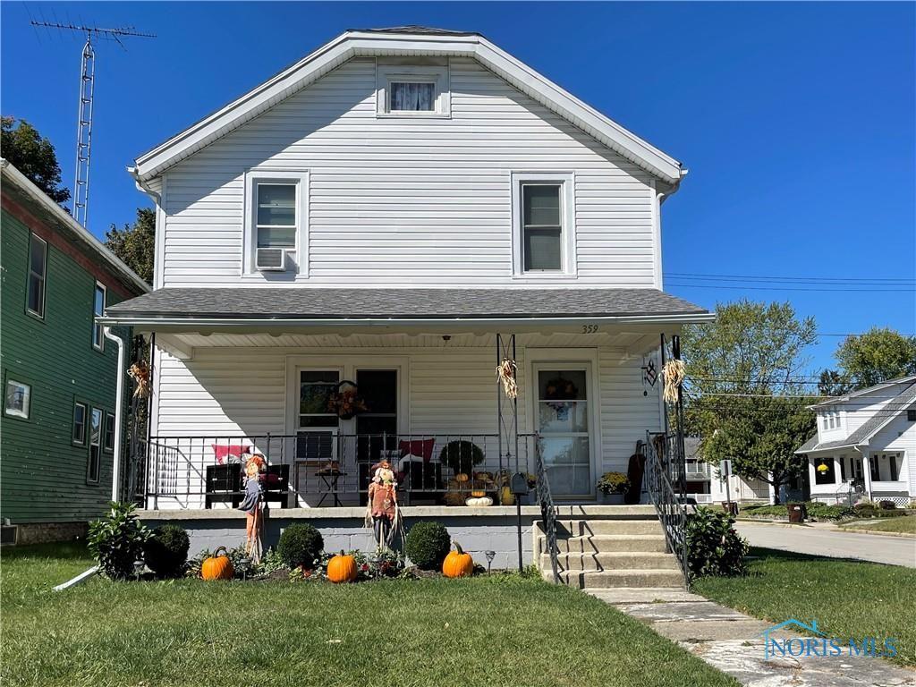 Photo for 359 N Washington Street, Tiffin, OH 44883 (MLS # 6077695)