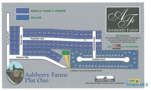 Photo of 105 Ashberry Way, Swanton, OH 43558 (MLS # 6060948)