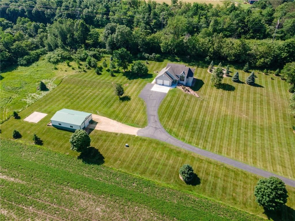 Photo of 1203 State HWY 128, Glenwood City, WI 54013 (MLS # 1544010)