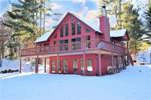 Photo of W7534 Chicog Lake Road, Trego, WI 54888 (MLS # 1550128)