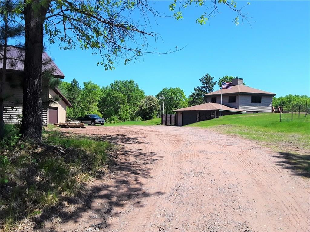 Photo of 12437 Sadlers Road, Grantsburg, WI 54840 (MLS # 1543219)