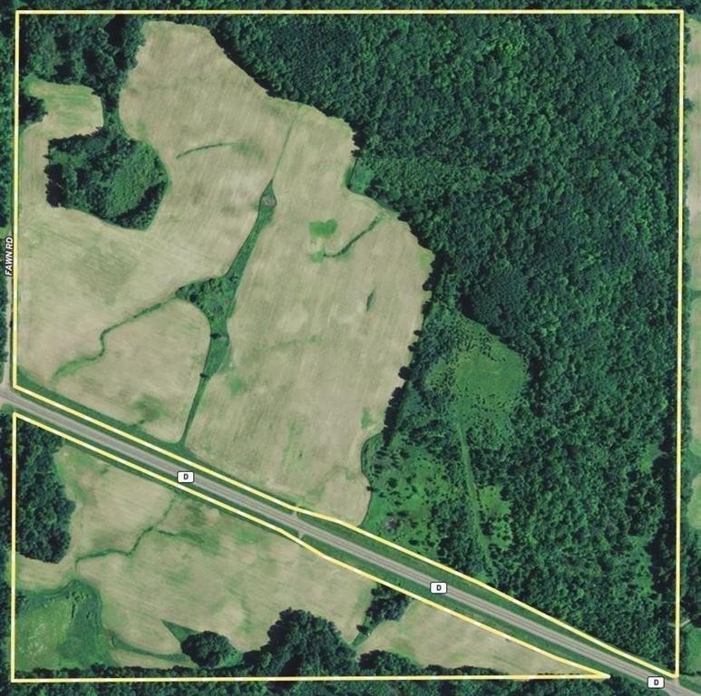 Photo of 0 County Hwy D, Sarona, WI 54870 (MLS # 1547277)